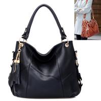 Wholesale Summer genuine leather bag women handbag tassel big bag brand high fashion designer brands women messenger bags L2G57