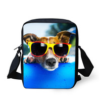 baby pugs - Cool Mini Children School Bag Kids D Animal Pug Dog School Bag For Boys Girls Cute Baby Kindergarten Book Bags Mochila Infantil