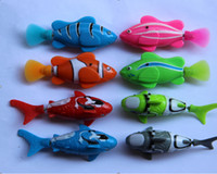 bear essentials - Electric diving Robot Fish toys to accompany for children swimming robotic fish Nemo whales swim essential gifts