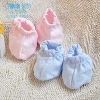 baby foot protection - Baby newborn cotton baby foot protection thermal socks leg warmers cm free size