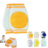 baby kids markets - Hot Marketing Pair New Kid Baby Crawling Knee Pad Toddler Elbow Pads