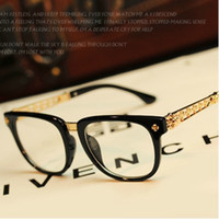 Wholesale Fashion brand designer eyeglasses frame optical glasses clear lens eye glasses frame for women men frame glasses oculos de grau