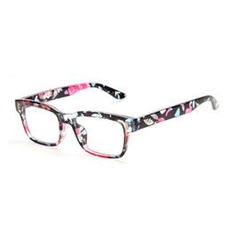 Wholesale-men eyeglasses frame optical glasses eyeglass frames brand V-shaped female glasses frame women Retro fashion Plain mirror