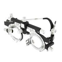 achat en gros de lentilles d'essai-1pcs gros-optique Optique de première instance Objectif Cadre Eye optométrie Opticien test lentilles cornéennes d'essai Cadre