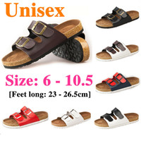 Wholesale Birkenstock Sandals Women Flats Flip Flops Slippers Women Men Sandal Shoes Woman Zapatos Mujer Sandalias Femininas LT202