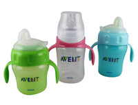 avent bottles lot - pieces Wide mouth bottles PP Handle hand shank For All AVENT Feeding Bottle Avent Nursing Bottles Avent Classic Bottle