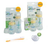 avent teats - AVENT Standard Feeding Bottles Spoon Teats M Avent Pacifier Avent bottles for NewBorn Baby Starter Gift Set Kit Pack