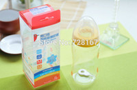 baby bottles nuk - Top quality Scaled Glass Baby Feeding Bottle ml Widen Mouth Mamadeira Nuk