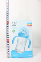 avent cup handles - Baby Bottle Feeding Cup ml ml ml Standard Neck PP Bottle with Handle Straw Beyond Avent Chicco Pacifier CCO44