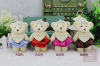 small stuffed animals - Best selling Small Plush Toys Stuffed Animals I LOVE YOU Small Lover Teddy Bears Soft Toys for Flower Bouquets