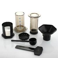aeropress coffee filters - High quality Aeropress DIY Coffee maker with Filter aeropress coffee maker tool