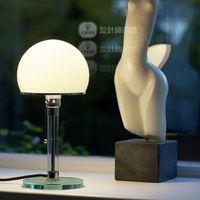 bauhaus lamp - Bauhaus wg24 american bedside lamp table lamp