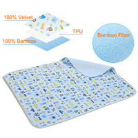 baby cradle mattresses - 100 Velvet and Bamboo Fiber Baby Bedding Set For Cot and Crib Waterproof Cradle Kit Mattress Covers LD