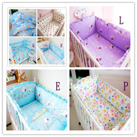 baby cot accessories - Big Promotion and Discount Cot Crib Beddings and Retail Children Cot Sets Newborns and Infants Accessories for Bed