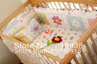 best baby bedding sets - Baby quality embroidered belt bedding storage seven set series best for girls