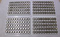 Wholesale AG13 LR44 A76 L1154 RW82303357 SR44 button alkaline batteries button batteries suitable for watches toys