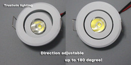 Wholesale White miniature indoor outdoor ceiling spot recessed COB thin stair cabinet light W W V V mini LED light downlight
