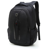 Wholesale Hot Selling Black Male Backpack Bag Men s Backpack Massage Back Pack Teenagers High Class School Backpacks Computer Notebook
