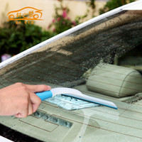 Cheap Wholesale-Auto glass wiper car wash wiper plate car plate car wipe clean window device