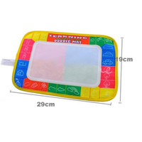 baby painting games - Baby Toy Water Drawing Painting Writing Mat Board amp Magic Pens Doodle Games Gift