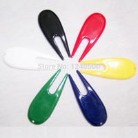 Wholesale Pack of Plastic Pitch Divot Golf Repair Tools quot Long Multi Colors Golf Accessories