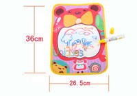 aqua mouse - Mouse Children Water Drawing Mat Magic Pen Drawing Board Kids Toys Aqua Doodle Educational Learning Painting Play Mat