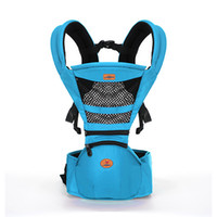 Wholesale new Multi function waist stool The four seasons lumbar infant baby sling your shoulders sitting straps hipseat mochilas