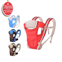 baby carriage brands - Quality brand all season breathable baby carrier infant backpack kid carriage wrap kangaroo carry hot sale
