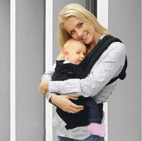 Wholesale Hot sale good quality organic cotton baby carrier infant backpack kid carriage baby wrap sling child care product
