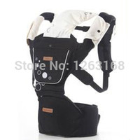 Wholesale Hot sale Imama Baby Outdoor Carrier Hipseat Infant Baby s Shouders Multi function Sling cotton backpack kid carriage colors