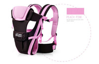 Wholesale Months Front Facing ergonomic backpack Baby Carrier baby sling scarf Infant Wrap Suspenders kangaroo carrying for kids