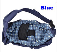Wholesale GOOD BABY Carriers TODDLER NEWBORN CRADLE POUCH RING SLING CARRIER STRETCH WRAP FRONT BAG H0433