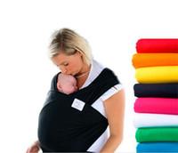 Wholesale Baby sling kangaroo baby ergonomic backpack carriers for children canguru baby wrap sling hipseat mochila portabebe draagzak