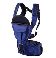 Wholesale Baby amp Kids Carrying Sling Carriers Baby Carriage Portable Baby Hipseat Backpack for mom seven colors