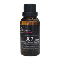 Wholesale ceramic nano glass liquid nanotech coating nano crystal anti fouling last years ml X7 Kit HOT