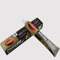 Wholesale Metal polishing paste polishing wax mirror metal stainless steel watch scratch repair polisher for car