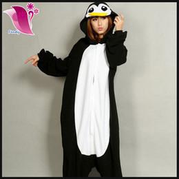 Wholesale Adults designer onesies All in One sleepwear Pajama Animal Suits Cosplay penguin onesies