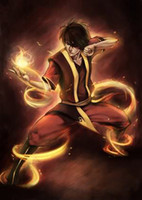 avatars games - Avatar The Last Airbender Zuko Cosplay Costume Custom made in any size
