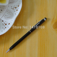basket gift ideas - note screen touch pen logo made with your company brand mini capacitive stylus touch pen ideas for gift baskets