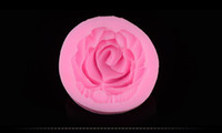 art rosettes - Silicone mold chocolate fondant Arts tool DIY cake large rosettes decorating tools