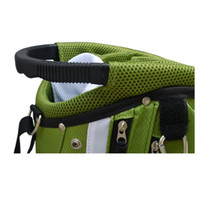 Wholesale Polo Carry Staff Golf bags Men Nylon Light Golf Stand Bags