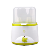battle milk - Gland NQ BPA free baby bottle warmer double battle milk warmer thermostat aquecedor de mamadeira bottle heater
