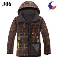 best outdoor hoods - 2015 New design best quality windstopper outdoor waterproof softshell jacket with hood J06