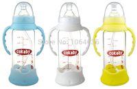 avent bottles glass - baby bottle Baby proof glass bottle drop resistance Anti flatulence crystal diamond glass baby bottle avent