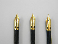 Wholesale Parker Fountain Pen Tongue Fountain Pen Golden Nib