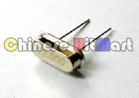 Wholesale HK POST FREE Quartz Crystal Oscillator M MHz Crystal Oscillator HC S J172