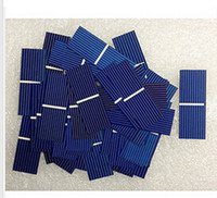 Wholesale x19mm solar cell for DIY solar panel DIY cell phone charging