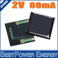 battery charger module - X V mA Mini Polycrystalline solar Panel High quality mm solar cells module battery charger enducation kits