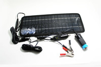 solar car battery charger - Powerful New V Portable Solar Panel Battery Charger W For Car Boat Motor USB Car Charger