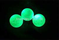 golf ball led - Mixed muilt Color Flashing LED Golf Ball Luminous Golf LED Ball for night